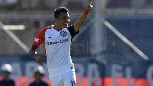 San Lorenzo, con gol de Rubén Botta, derrotó a Newell´s