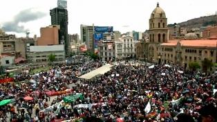 Oficialismo y oposición medirán fuerzas en el aniversario del referendo