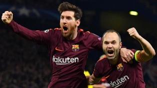 Messi y todas sus víctimas del fútbol inglés en Champions