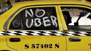 Asunción y los taxistas formarán mesa de diálogo sobre Uber