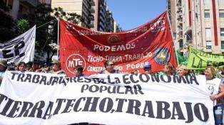 Las protestas en Córdoba, Mendoza, La Pampa y Jujuy se distanciaron de la de Moyano