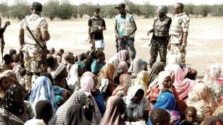 El ejército nigeriano liberó a casi 150 mujeres y niños secuestrados por Boko Haram