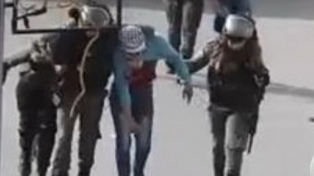 Un palestino bajo custodia policial israelí murió poco después de su arresto