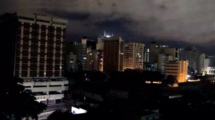 Una falla eléctrica dejó sin luz durante horas a varios estados