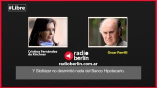 Nuevas escuchas de Cristina Kirchner: críticas a Carrió y Stolbizer