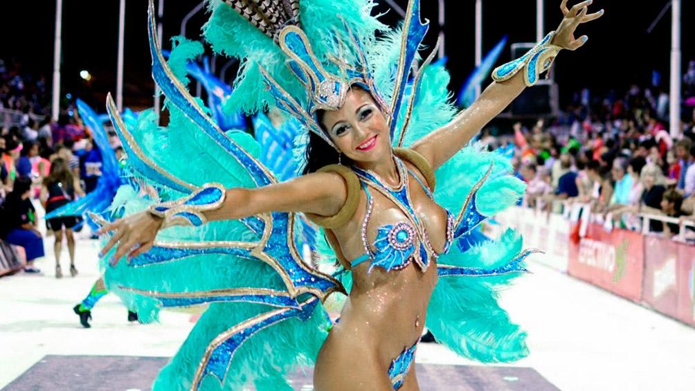 """La edición 2021 del """"Carnaval del País"""" de Gualeguaychú fue cancelada debido a la situación epidemiológica"""