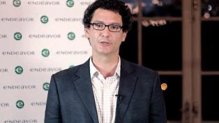 """Mayer destacó que el Estado financia """"el día a día"""" de las empresas PyMEs"""