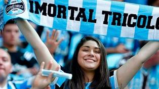 Gremio inicia la defensa del título en Uruguay ante Defensor Sporting