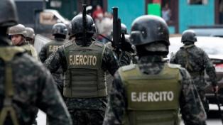 Cinco militares muertos en un ataque con explosivos