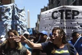 Los movimientos sociales se unen en la denuncia al FMI, pero mantienen diferencias ante la coyuntura
