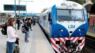 Avanza la electrificación del tren San Martín y la Red de Expresos Regionales