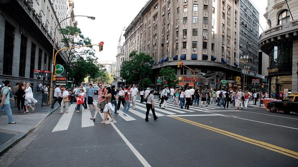 Los peatones representan el 33% de las víctimas fatales por accidentes en la vía pública.