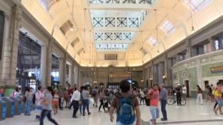 Los trenes con destino a Rosario, Córdoba y Tucumán saldrán desde la línea San Martín