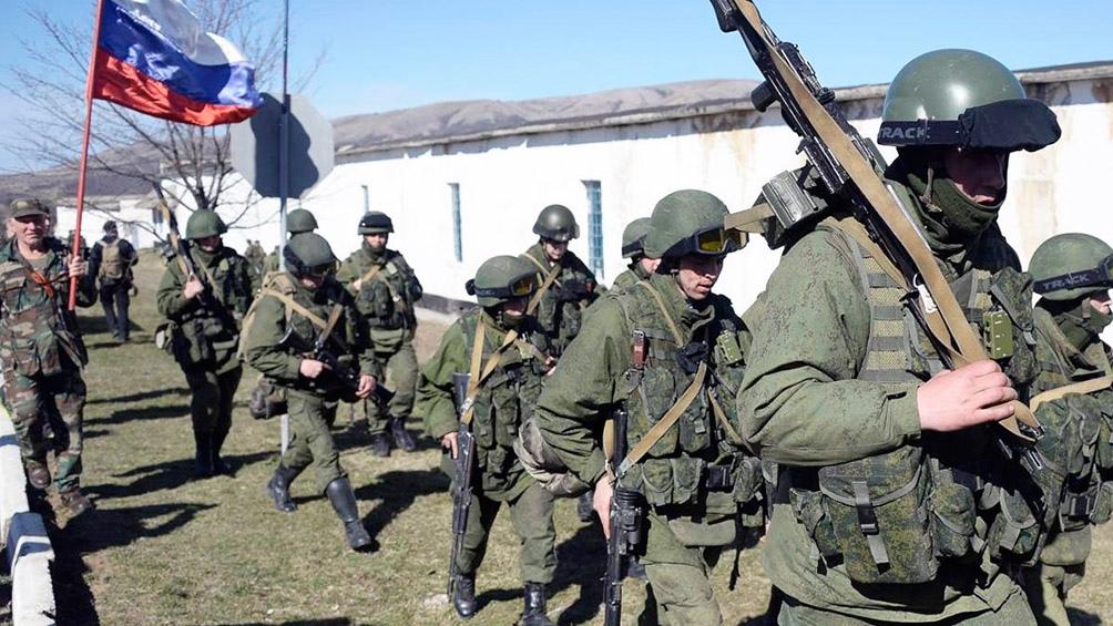 Putin dijo que Rusia es libre de mover sus fuerzas armadas por todo el territorio nacional