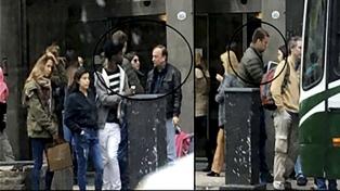 """El último viaje del """"Señor K"""" a Buenos Aires fue registrado por Gendarmería"""