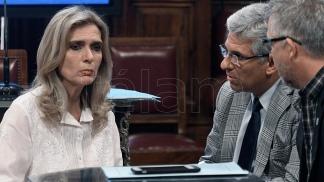 La senadora Silvia Elías de Pérez (UCR)