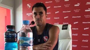 """""""Torito"""" Rodríguez: """"Estamos para pelear y luchar por los puestos de arriba"""""""