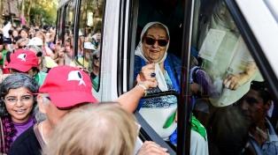 """Nueva Marcha de la Resistencia para celebrar que """"el amor pudo más que el odio"""""""