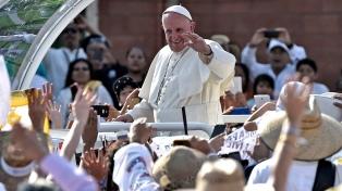 Francisco visitará los países bálticos en septiembre