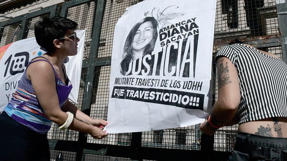 Confirman la prisión perpetua para el asesino de Sacayán, aunque sin el agravante por odio de género