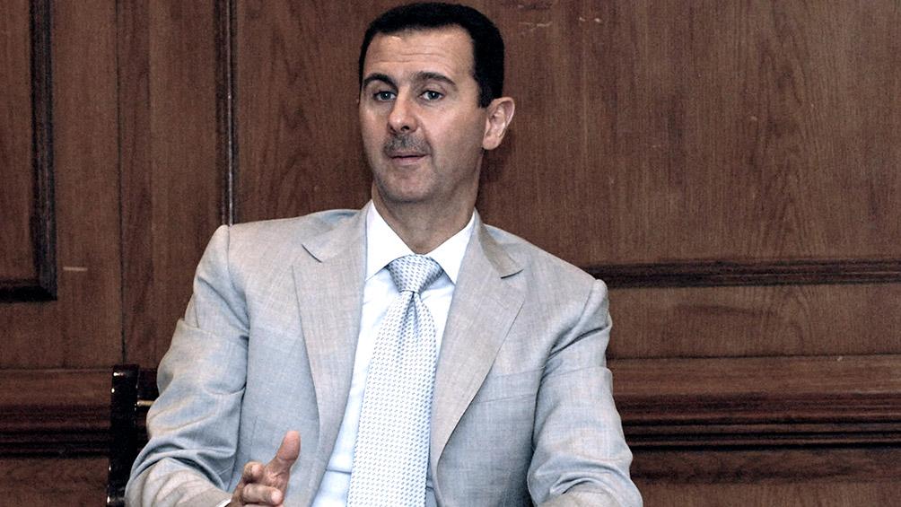 Assad resistió y se dirige a ser reelecto como presidente en una Siria aún en crisis