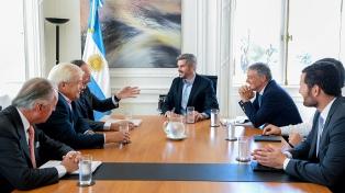 """El Gobierno y la UIA retomaron el diálogo y acordaron profundizar en """"mesas sectoriales"""""""