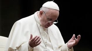 """El Papa expresó su solidaridad ante la """"violencia sin sentido"""""""