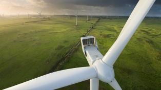 Comenzaron las obras del primer parque eólico de Miramar