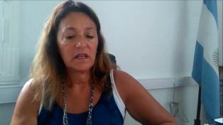 """Campagnoli cuestionó un eventual """"trámite exprés"""" del proyecto de aborto"""