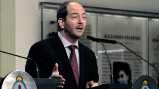 """Braun aseguró que hubo """"recepción positiva"""" al pedido argentino por el aluminio y el acero"""