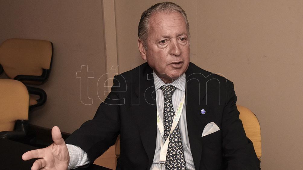 """""""Lamentablemente a nadie se le puede ocurrir que alguien pueda ganar un salario sin trabajar"""", dijo Funes de Rioja."""
