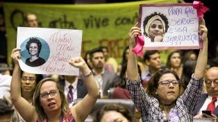 Señalan a parapoliciales como sospechosos del asesinato de Marielle Franco