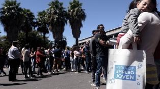 Comenzó en Rosario la Expo Empleo Joven