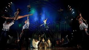 Cirque du Soleil publica en Youtube sus obras más emblemáticas
