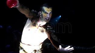 """Luces, música y circo en el debut porteño de """"Amaluna"""" del Cirque du Soleil"""