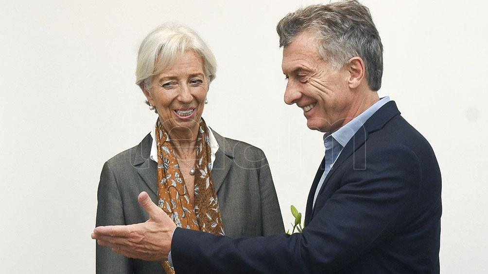 "Macri tuvo una ""facilitadora"" perfecta: la máxima autoridad del FMI, Christine Legarde."