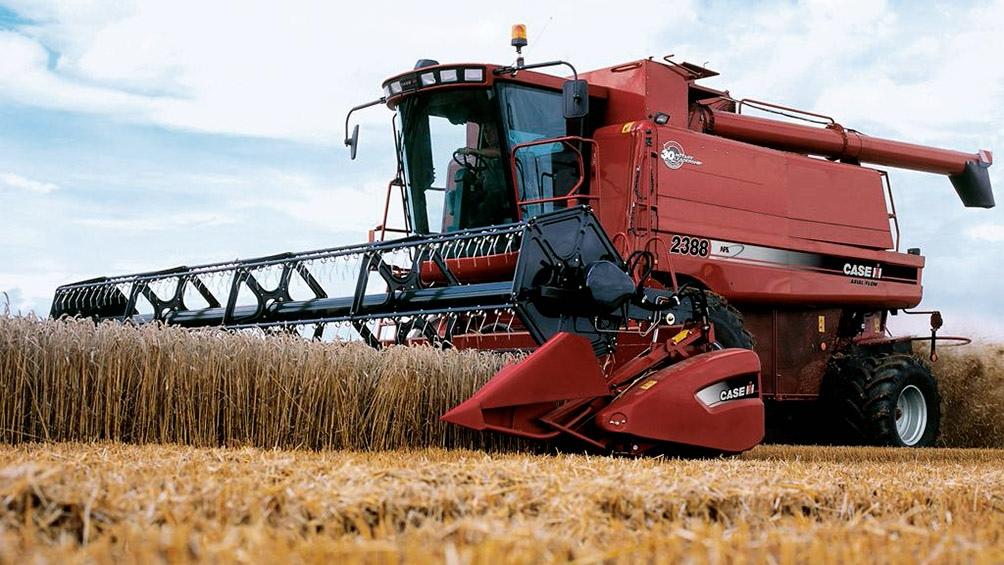 """""""Hoy la maquinaria agrícola está prácticamente trabajando al máximo de su capacidad instalada, con toda la producción vendida"""" planteó el ministro Kulfas"""