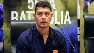 Sebastián Battaglia es el nuevo DT de Almagro