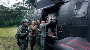 Tres militares murieron en un ataque en la frontera colombiana