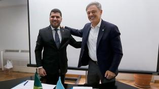 Argentina y Brasil avanzaron en el diálogo por la facilitación del comercio bilateral