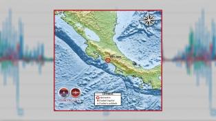 Un sismo de 5,4 grados sacudió con fuerza el país