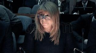 """La fiscal Baigún dijo que recibió """"una reprimenda"""" por reunirse con el ministro Soria"""