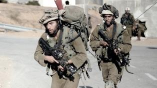 El Ejército israelí dispara contra posiciones de Hamas