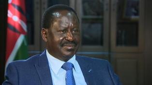 El líder opositor, Raila Odinga, demandará a Facebook y a Cambridge Analytica