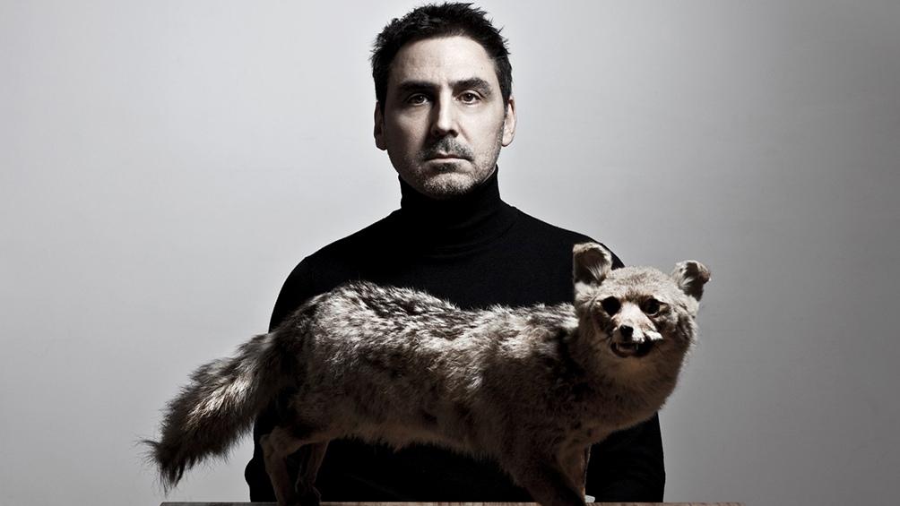García Wehbi (Buenos Aires, 1964) se define como director teatral, artista visual.