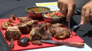 La gastronomía argentina en la mayor plataforma de vídeos de China