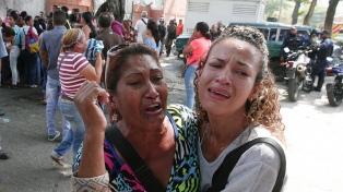 Venezuela: confirman que el motín carcelario dejó 68 muertos
