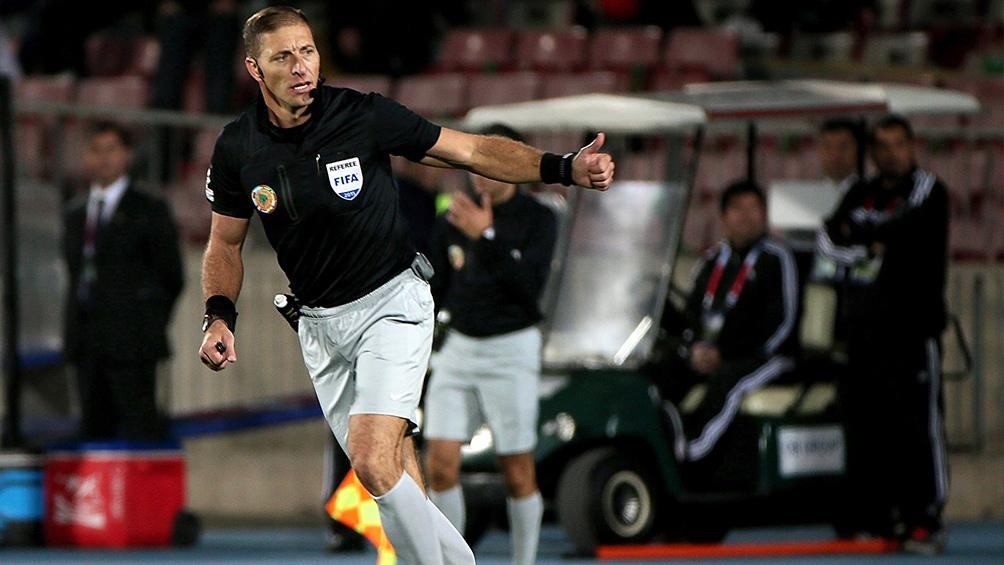 La Federación Colombiana de Fútbol pidió la suspensión de Pitana.