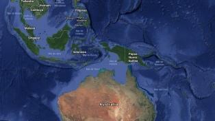 Un terremoto de 6.9 grados disparó la alerta de tsunami