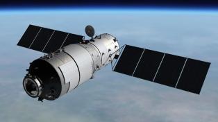 Los restos de la estación espacial caerían este domingo de Pascuas
